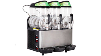 Triple Bowl Slush Machine